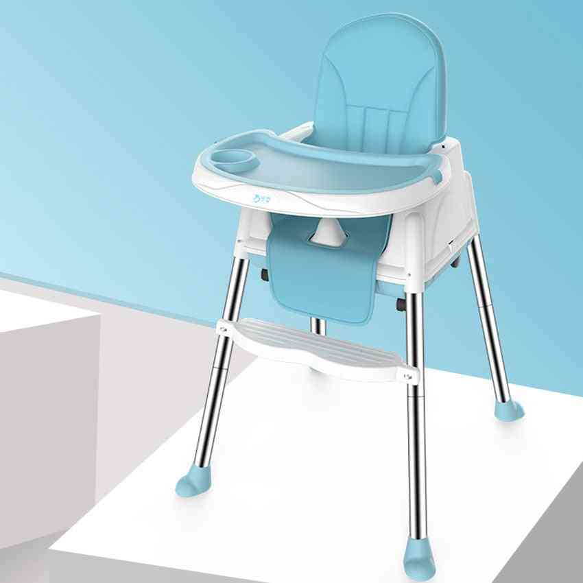 Multi-function, Adjustable, And Portable High Chair