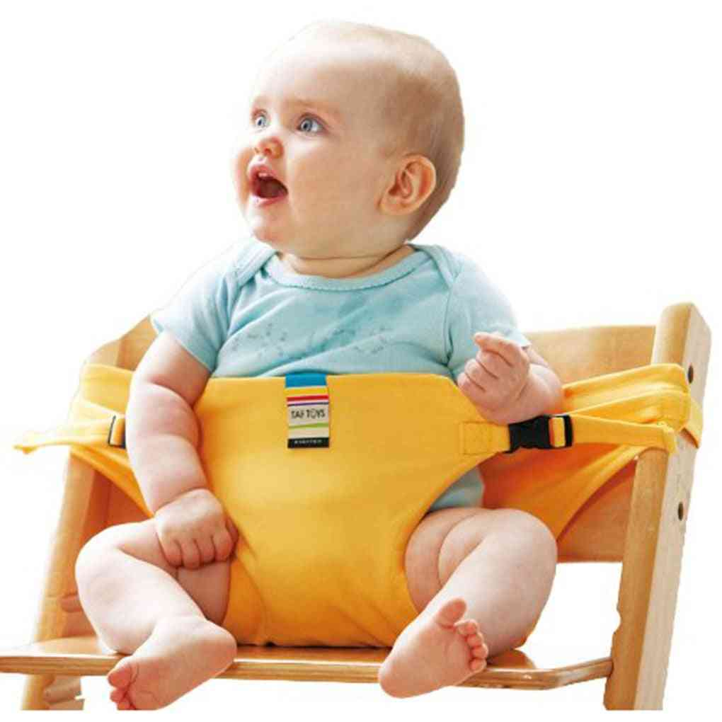 Portable And Safe Dinning Chair Harness/belt