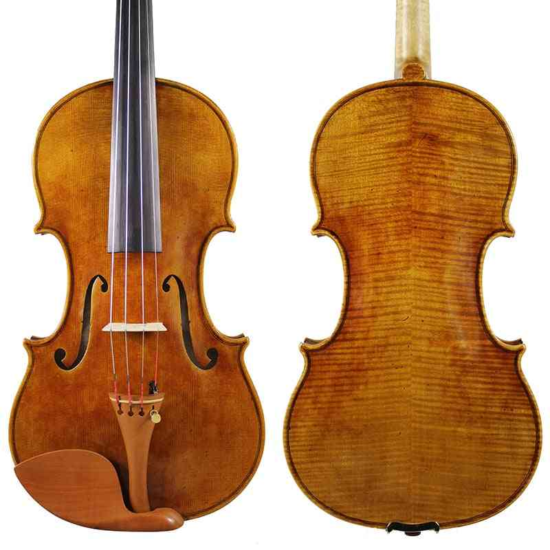 1pc Of Professional Level ++ Violin-musical Instrument With Case And Bow
