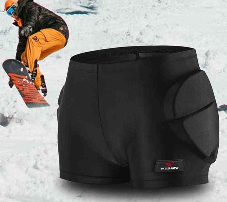 Hips/thigh/tailbone/elbow/knee Protector Safety Pads For Outdoor Sports