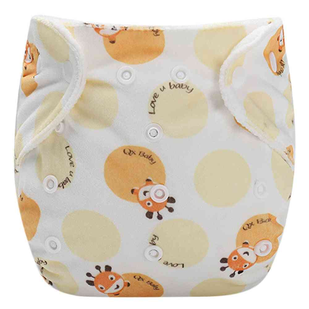 Toilet Training Pants- Reusable, Adjustable And Washable Nappies