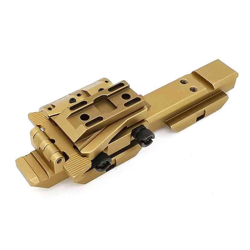 Tactical Magnifier Flip Mount-quick Detach Riser