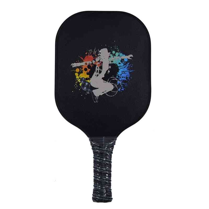Ball Paddle Set-graphite Carbon Fiber Surface Racket