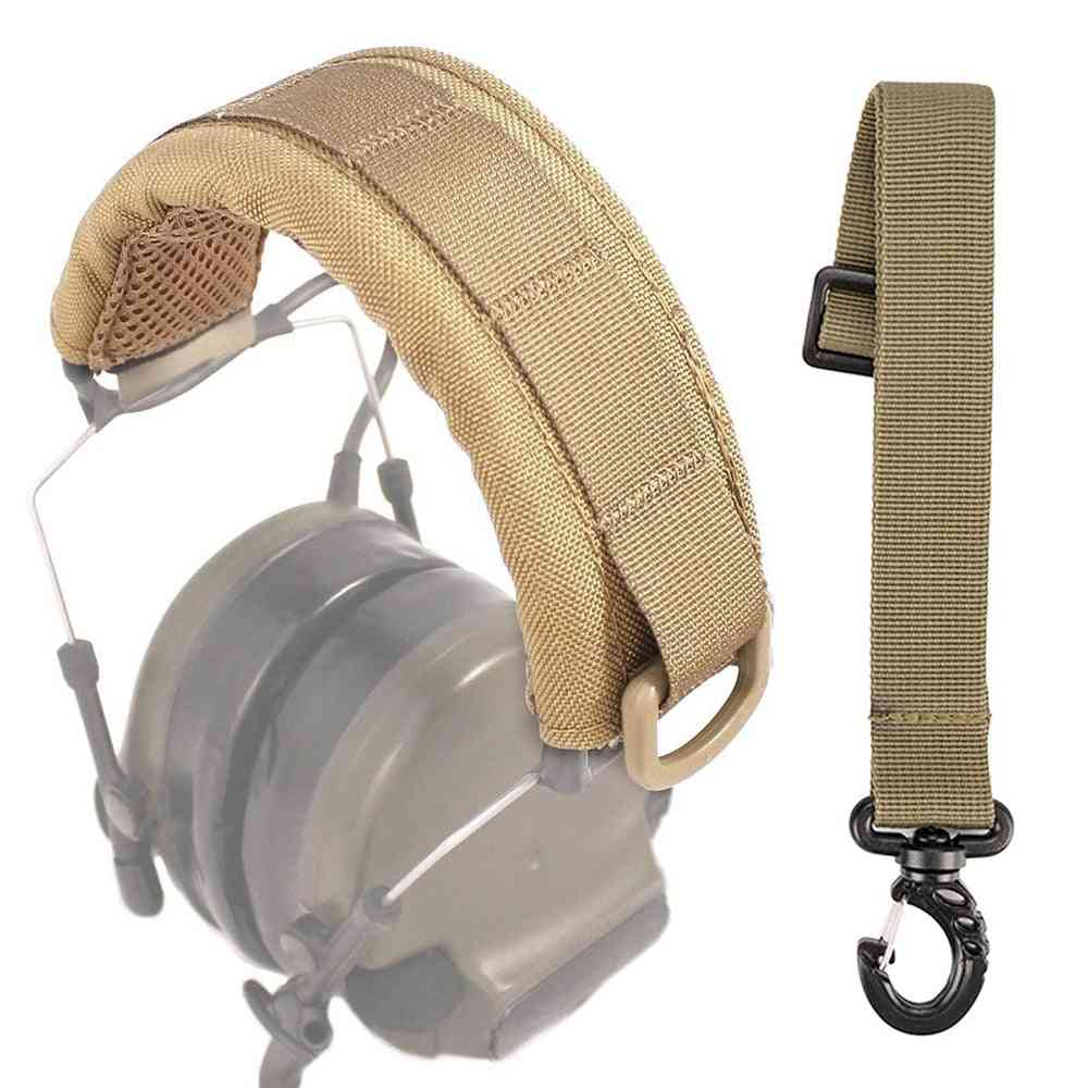 Modular Headset Cover For General Tactical Earmuffs