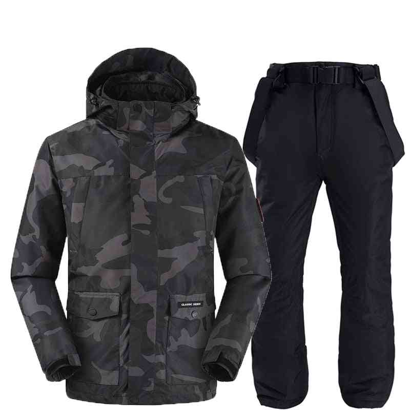 Jackets And Pants Women Suit Snowboarding Kits