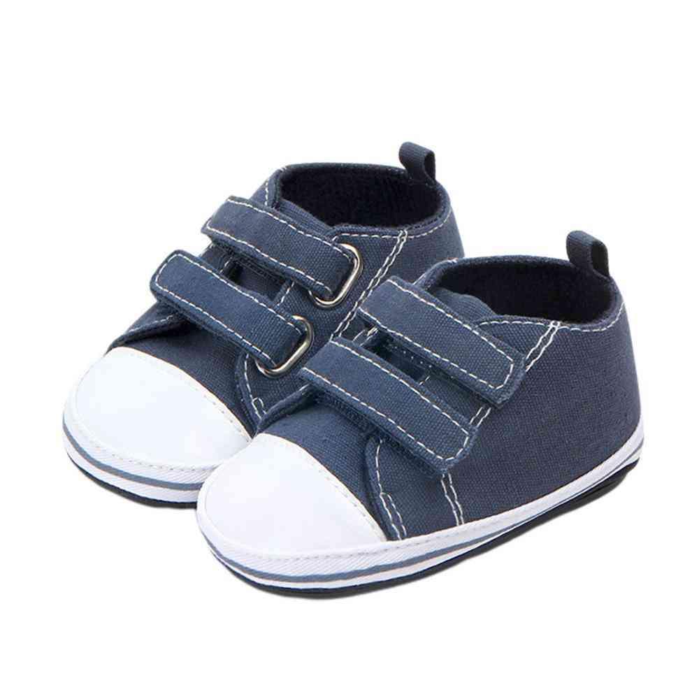 Autumn & Winter Infant Sequin Prewalker Soft-soled Pentagram Baby Shoes