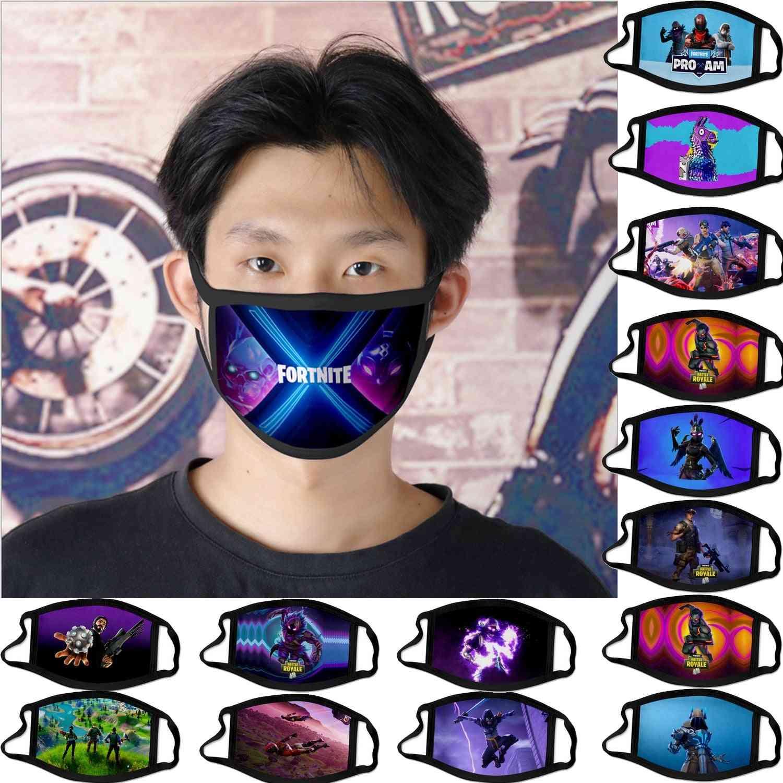 Children Washable, Reusable & Breathable Face Mask