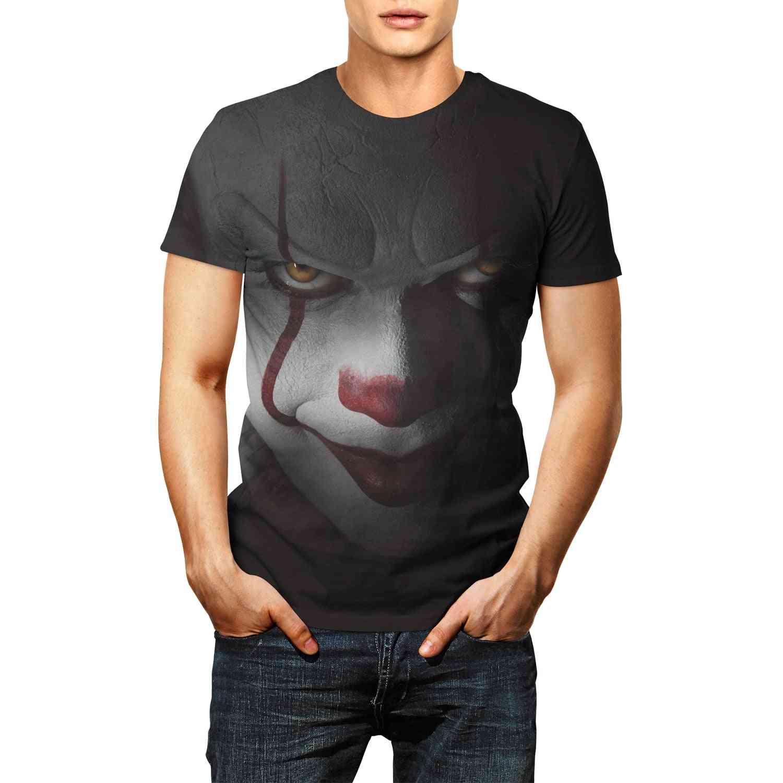 3d Print Joker Men T-shirt