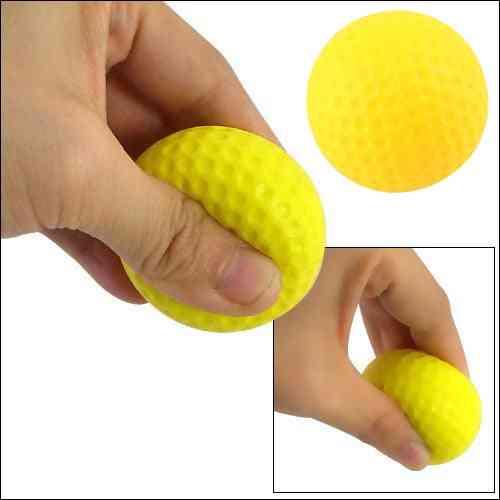 Indoor / Outdoor Training Practice Golf Sports Elastic Pu Foam Balls