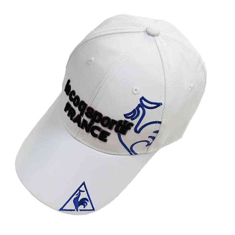 Unisex Embroidered Sports Hat For Baseball, Golf