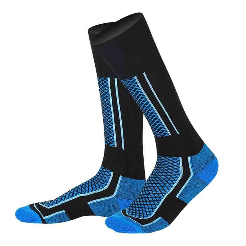 Women-man Thermal, Long, Breathable Sports Socks