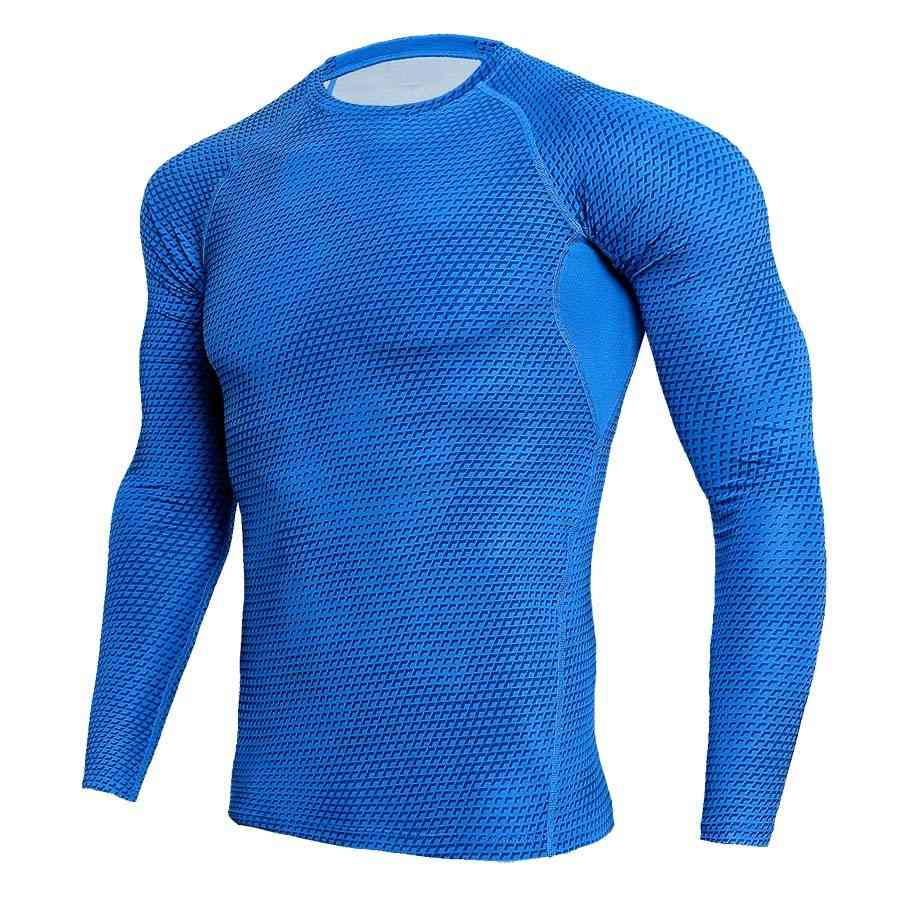 Thermal Underwear, Long Sleeve, Exercise Sports Shirts