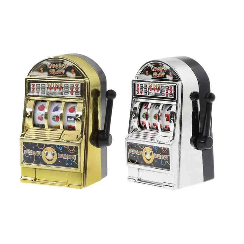 Lucky Jackpot, Mini Fruit, Slot Machine Fun, Educational Toy, Birthday