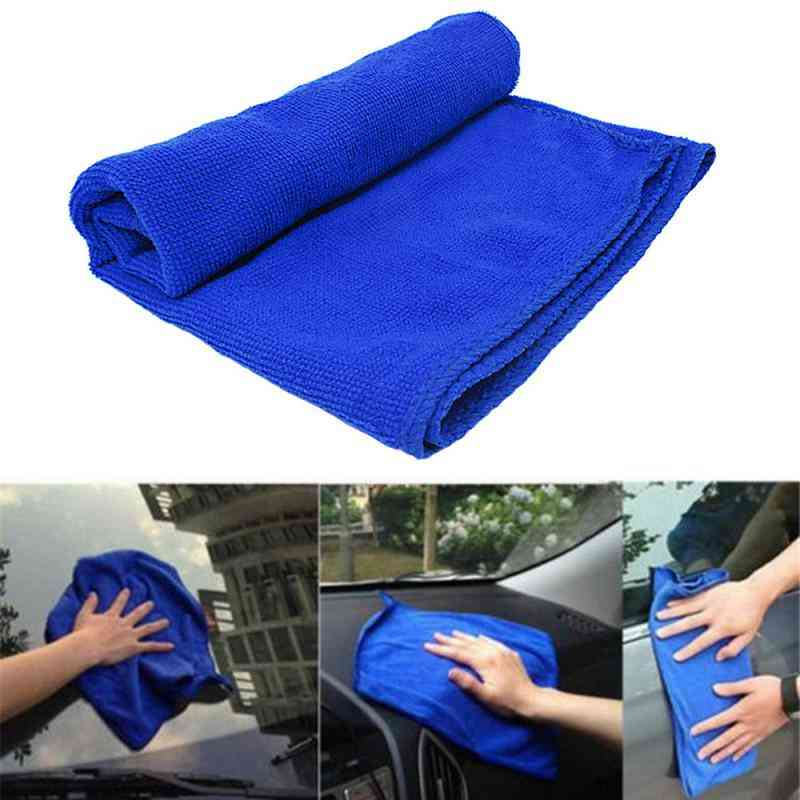 Microfiber Cleaning Auto Soft Cloth/washing Cloth Towel Duster