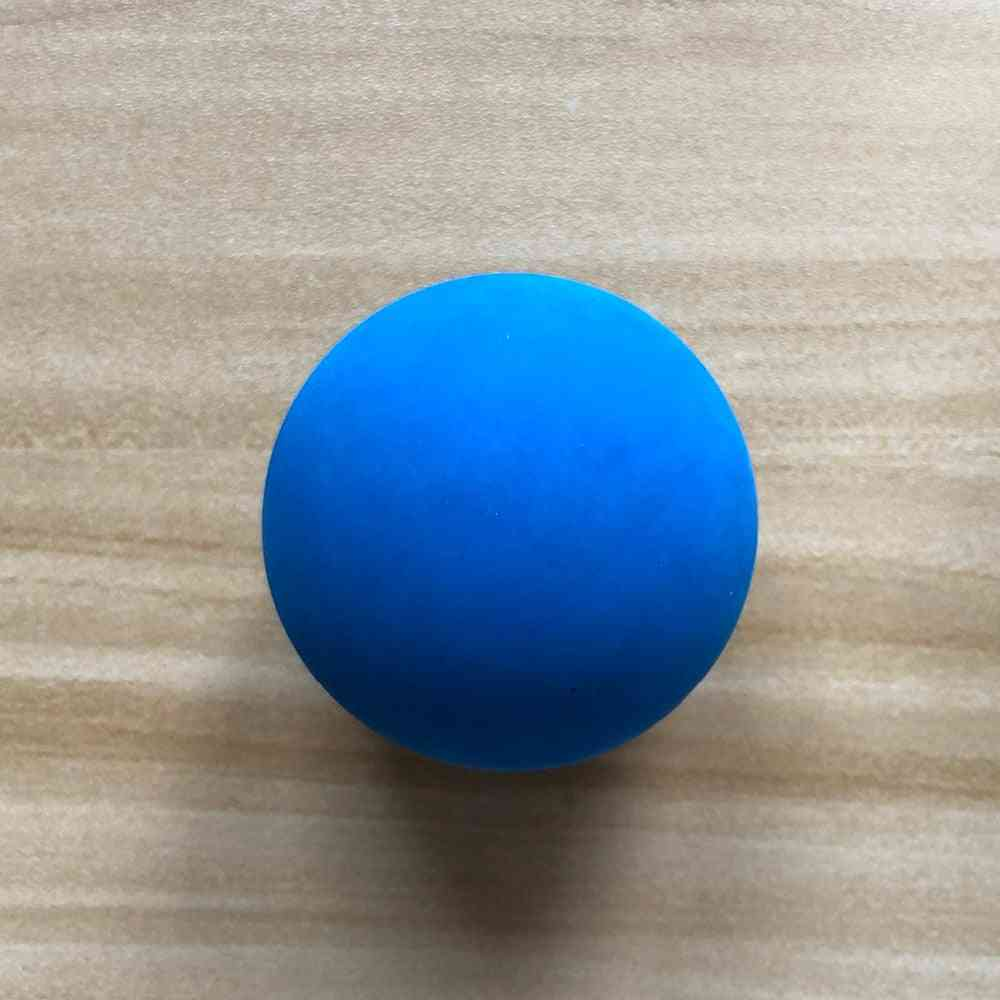 1pc Of Low Speed Rubber Hollow, Squash Ball