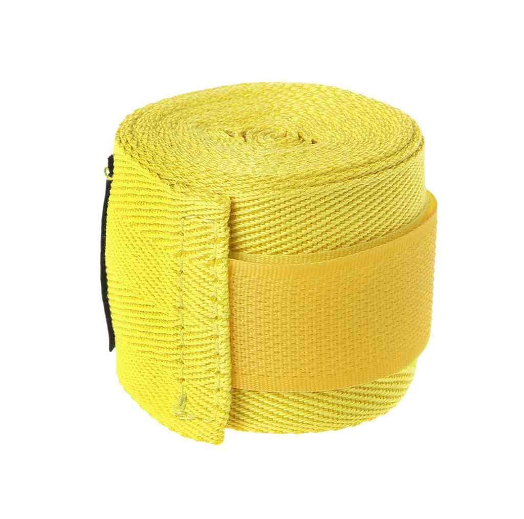 Cotton Bandage Boxing Wrist Bandage - Hand Wrap Combat