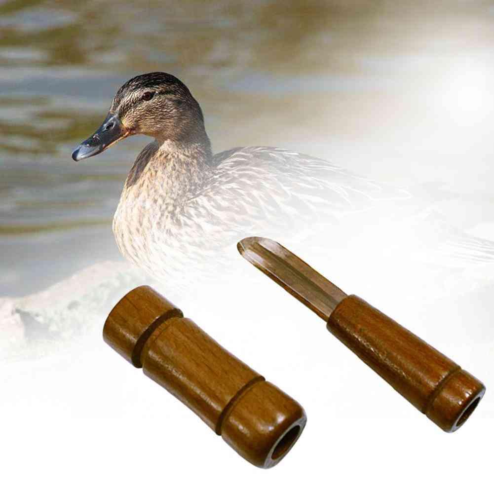 Duck Hunting, Loud Call Whistle Mallard Pheasant Caller Decoy, Outdoor Shooting