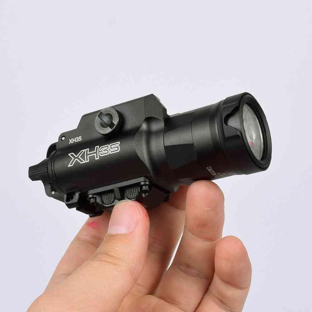 Weapon Light Ultra-high Dual Output, Led Tactical, Brightness Adjustment & Strobe