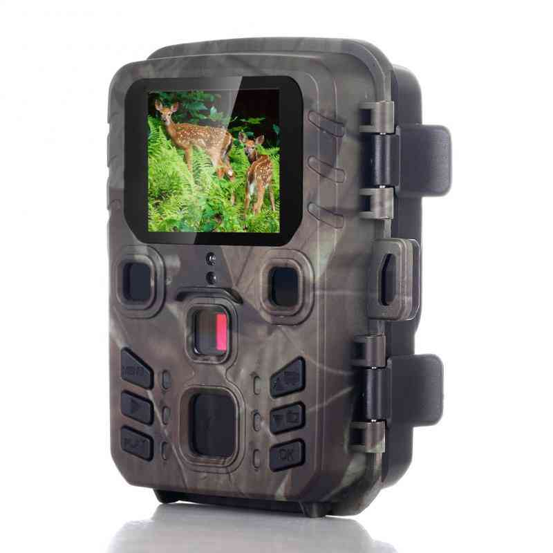 Wireless Trail Camera, Hunting Outdoor Wildlife, Scouting Surveillance, Night Vision Photo Traps