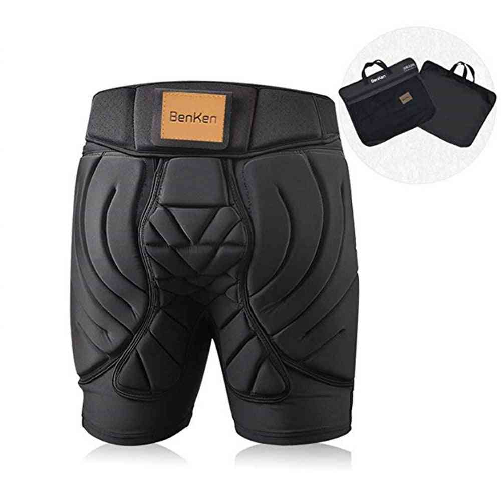 Butt Pants Hip Protection Guard For Skateboarding Skiing/riding/cycling Snowboarding Racing Armor Pads
