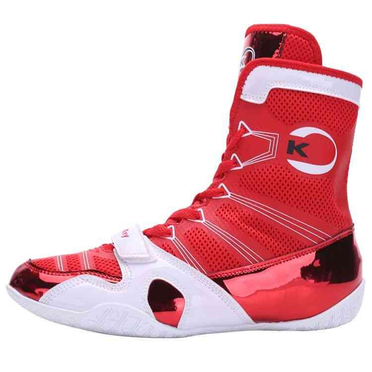 Comfortable And Anti-slip Wrestling Shoes