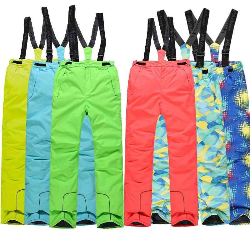 Detector Kids Winter Outdoor Snowboard Trousers Ski Pants