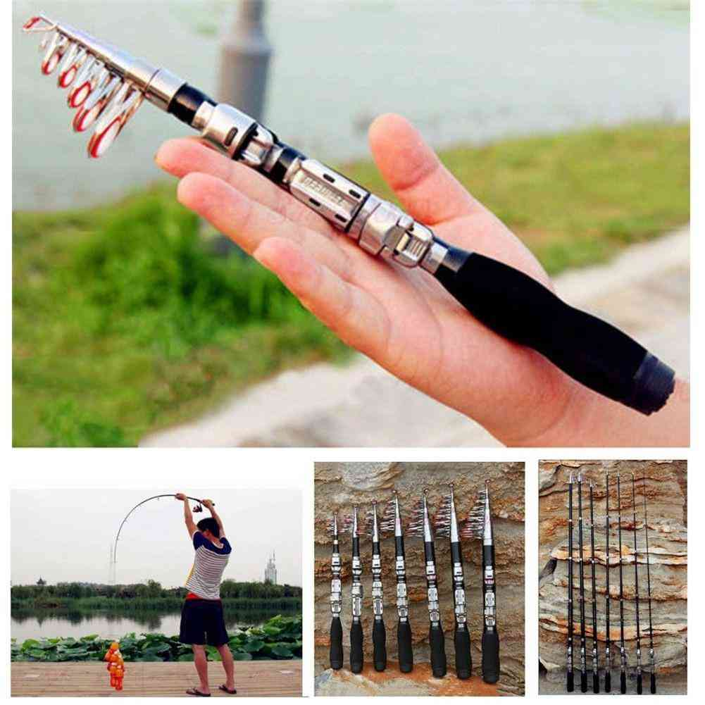 Mini Fishing Rod For Rivers And Lakes
