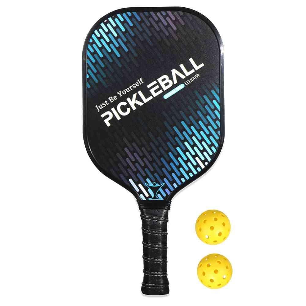 Carbon Fiber Rackets Carbon Fiber-pickleball Tennis Sports Ball Sports