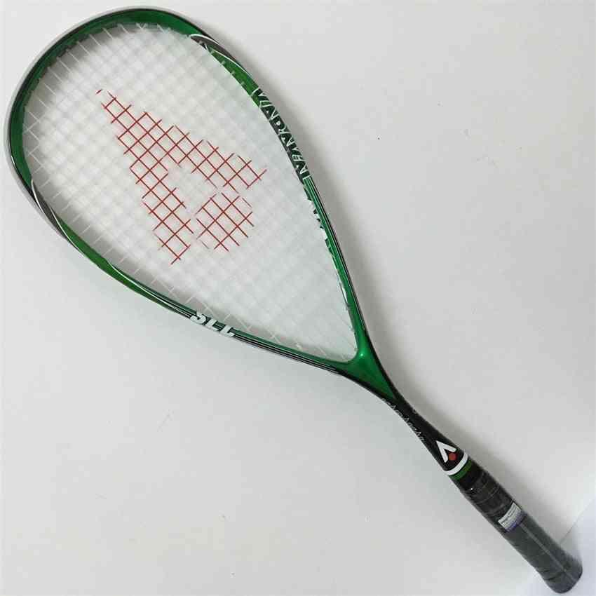 Lightweight Carbon Fiber Squash Racket