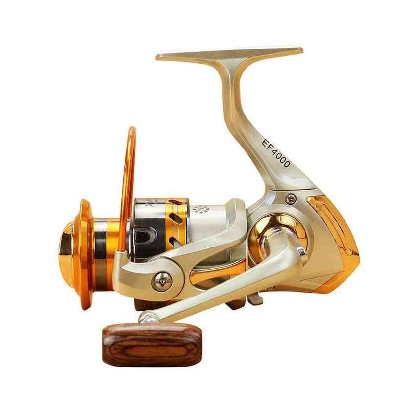 Distant Wheel Metal Spinning Fishing Reel Bearing Balls, Rotate The Spool Coil
