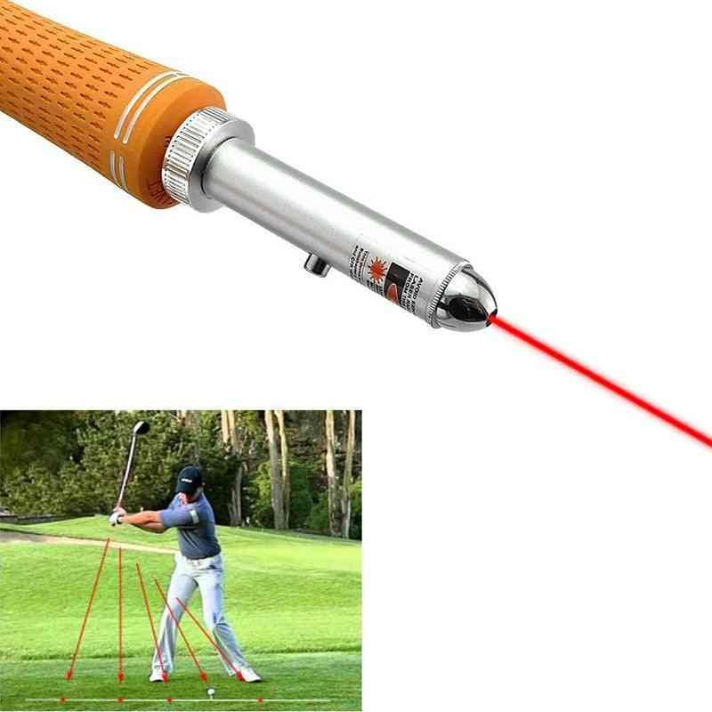 Golf Swing Corrector, Laser Plane Trainer, Golf Swing-plane For Training Aid Golf Pointer