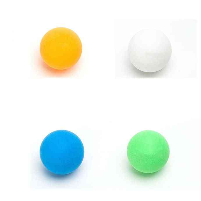 Table Tennis Multicolor Balls, Ping-pong Balls For Racquet Sports Competition Training Accessories