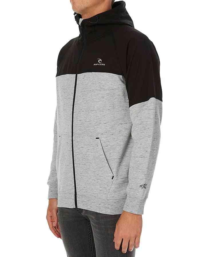 Zip Thru Hood-water Resistant Jacket