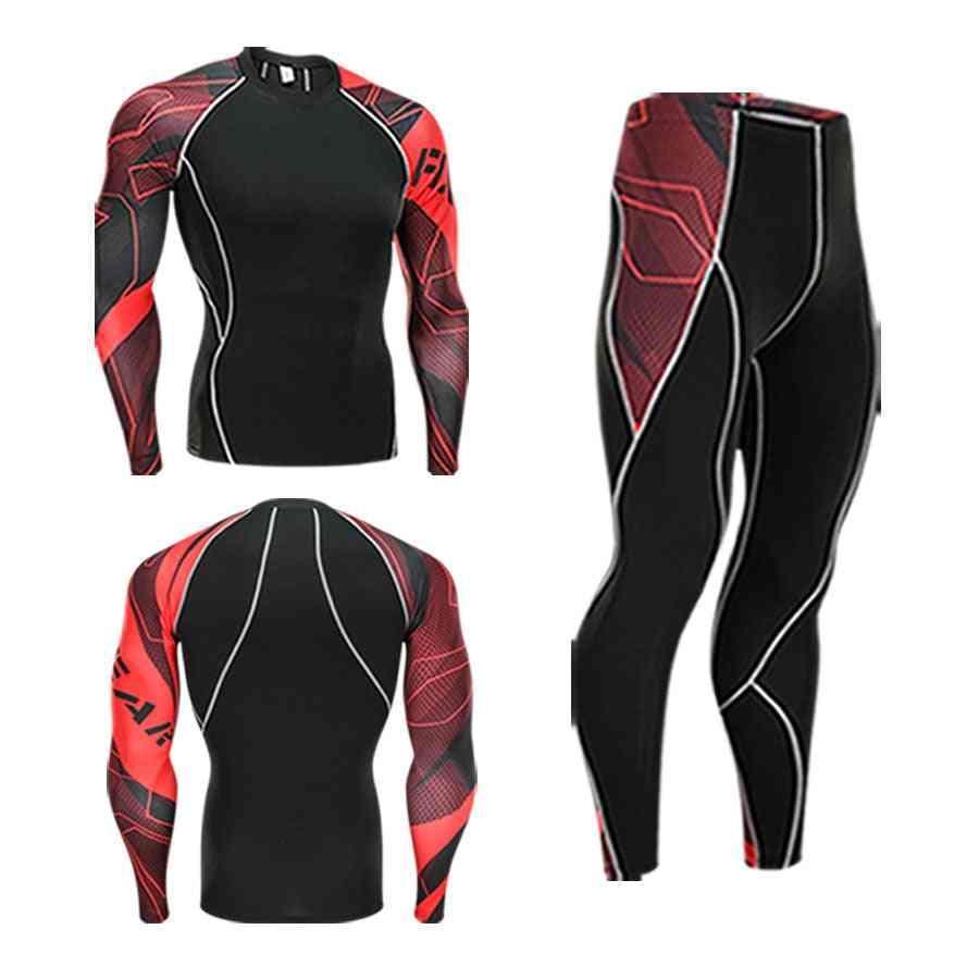Men's Winter Thermal Workout/ Sports Wear Set