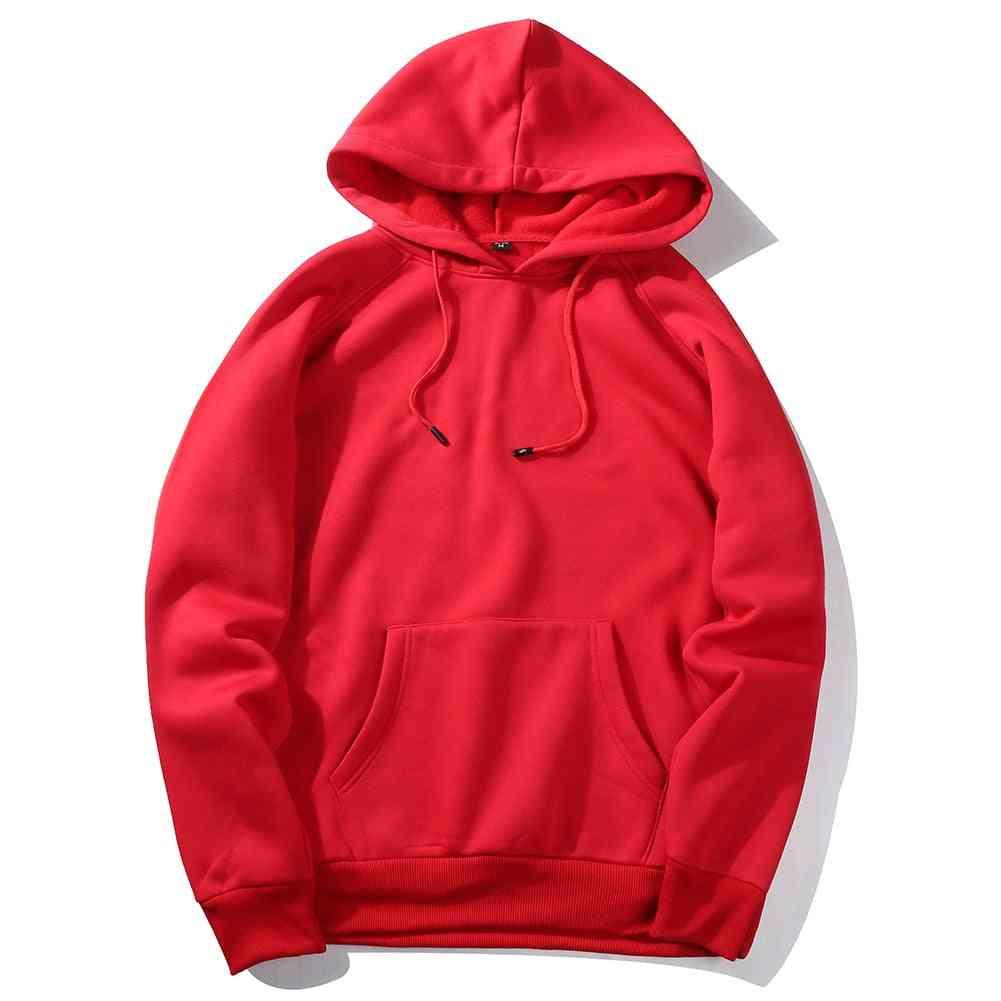 Winter Fashion Men/women Hoodie Hooded Sweatshirt Jacket