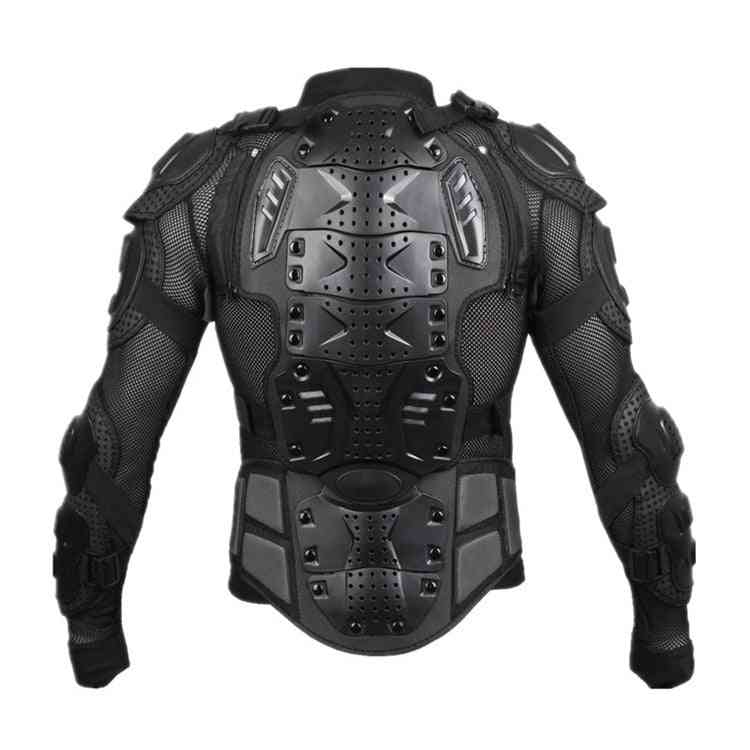Snowboard Jacket Men Full Body Armor Jacket Back Chest Shoulder Elbow Protection