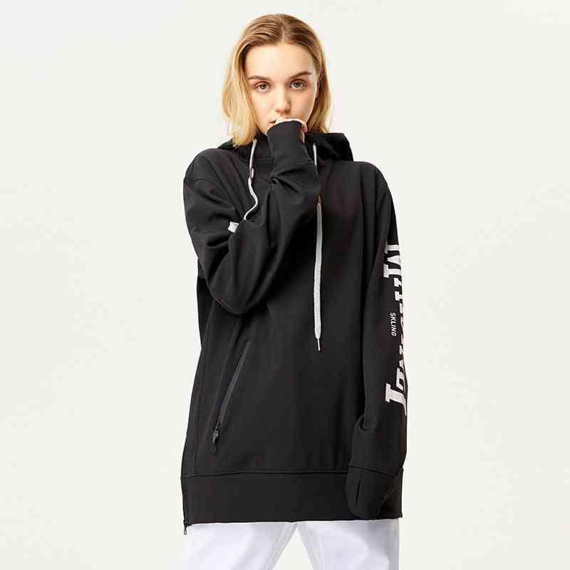 Women Pullover Warm Outdoor Sports Jackets