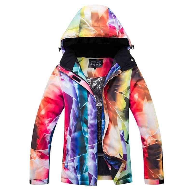 Super Warm, Breathable And Waterproof Sportswear Winter Jackets