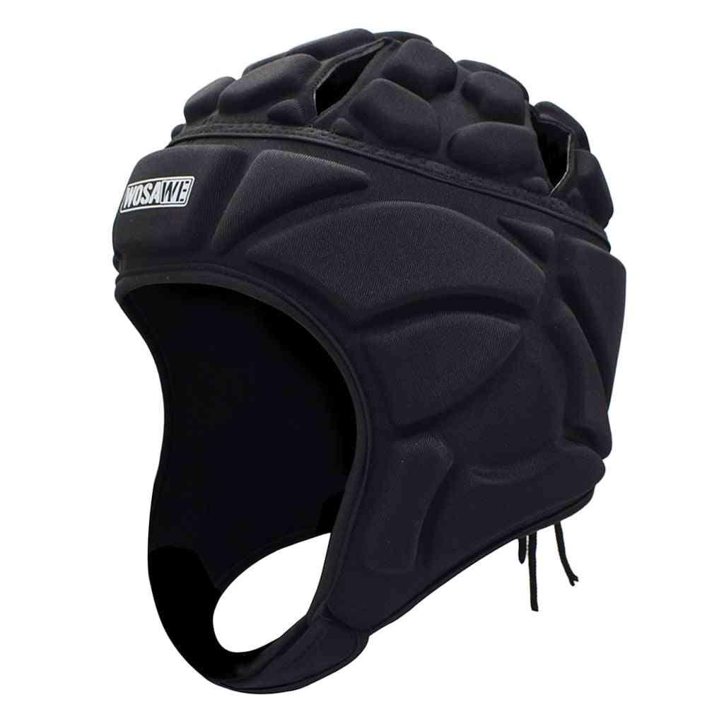 Shock-proof Goalkeeper Helmet For Soccer/rugby/ice Hockey/roller Skating Etc.