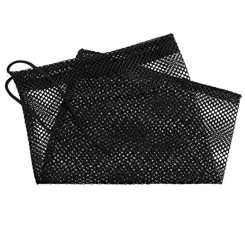 Sports Net Storage Bag For Golf/tennis Ball-drawstring Pouch