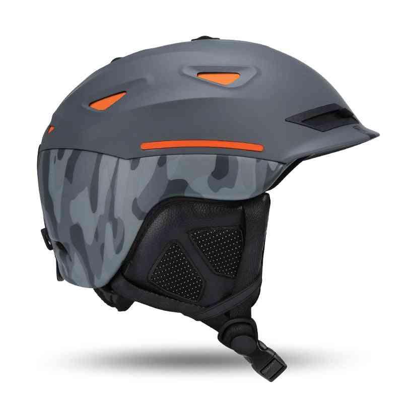 Winter Professional Men-women Sports Skiing Helmet