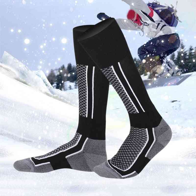 Thick Thermal Sports Socks For Skiing/snowboarding/cycling/running/hiking