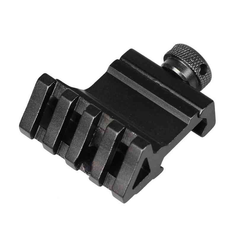 Mount Quick Release Rail Base Adapter Hunting Rifle Scope Tools Accessories