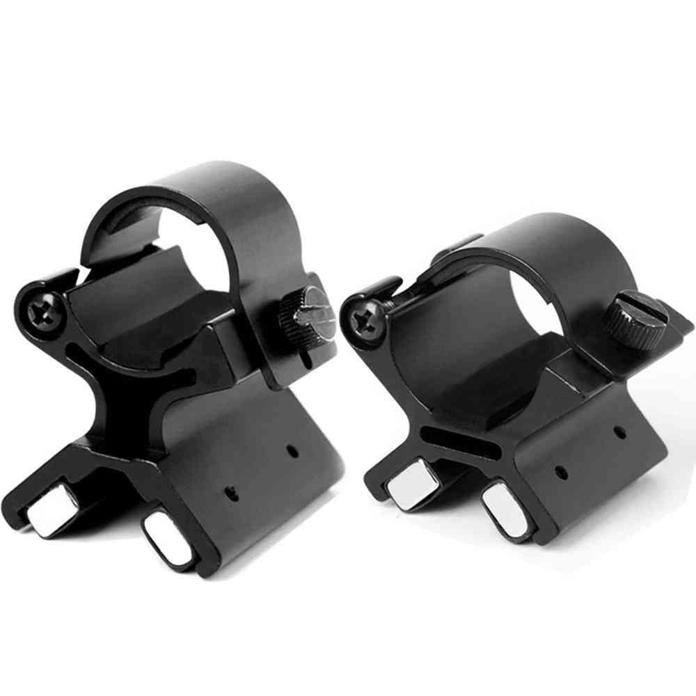 Magnetic Scope Gun -mount Magnet Flashlights Holder