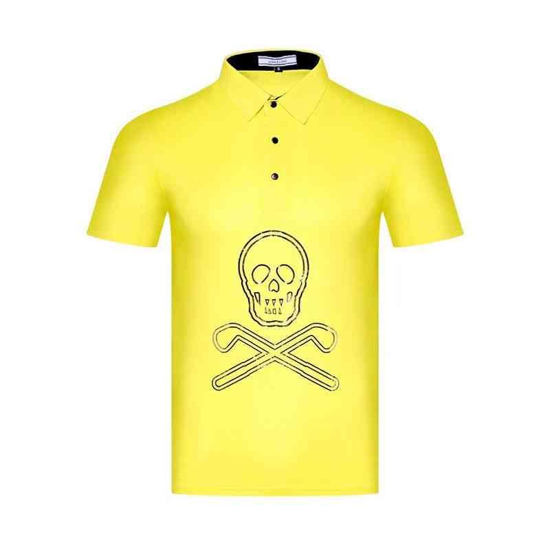 Summer Golf Short-sleeved T-shirt's