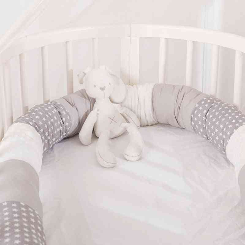 Baby Bed Bumper Pillow, Anti-collision