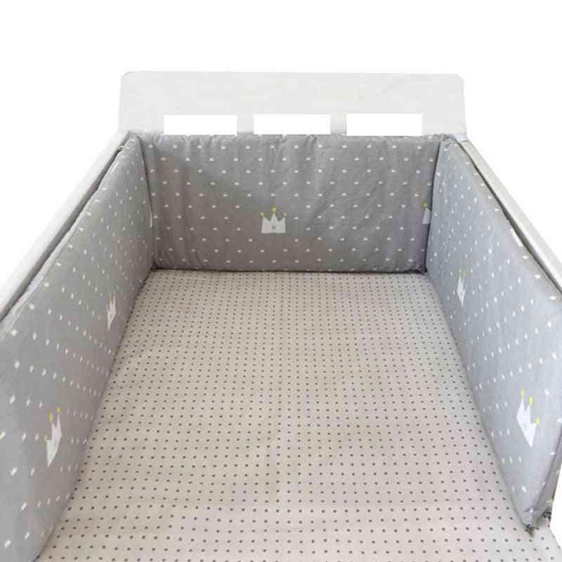 Baby Crib Bed Bumper For Newborn