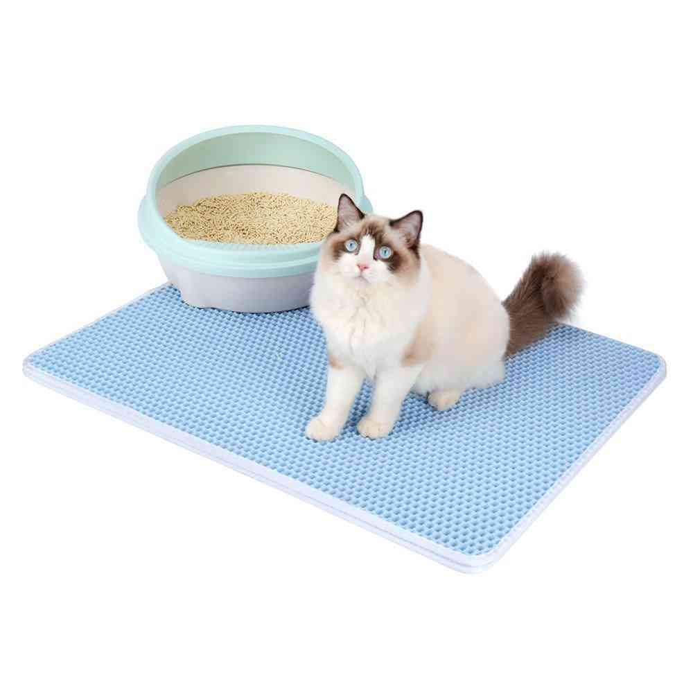 Double Layer, Non-slip Mat For Pets