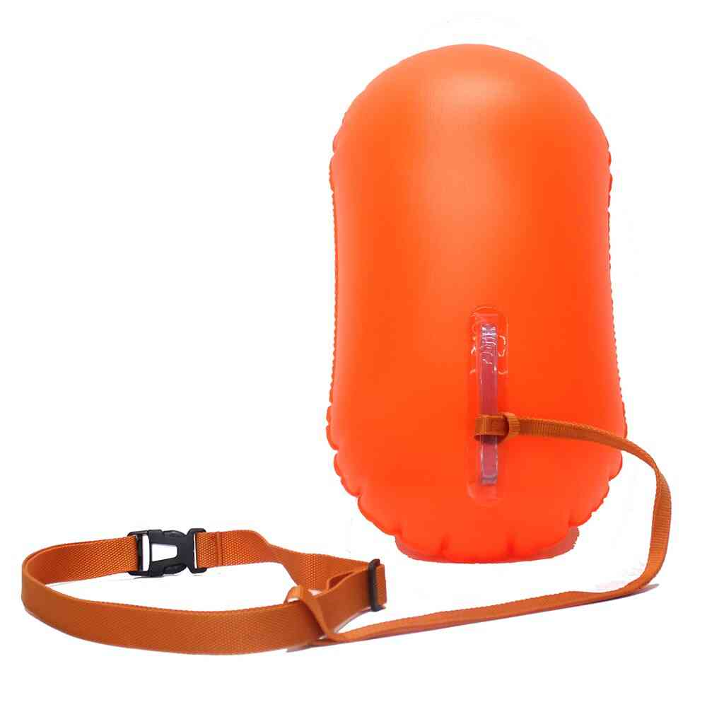 Swimming Buoy Safety Flotation Devices, Air Bag Swimmers Training Equipment
