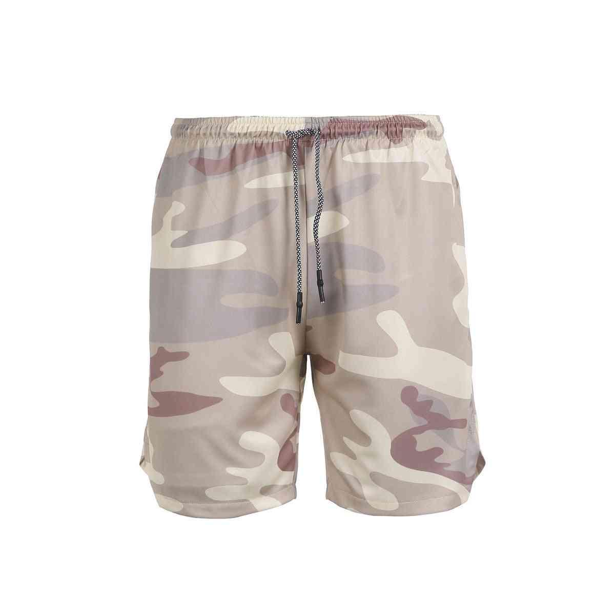 Men's Breathable Sports Shorts